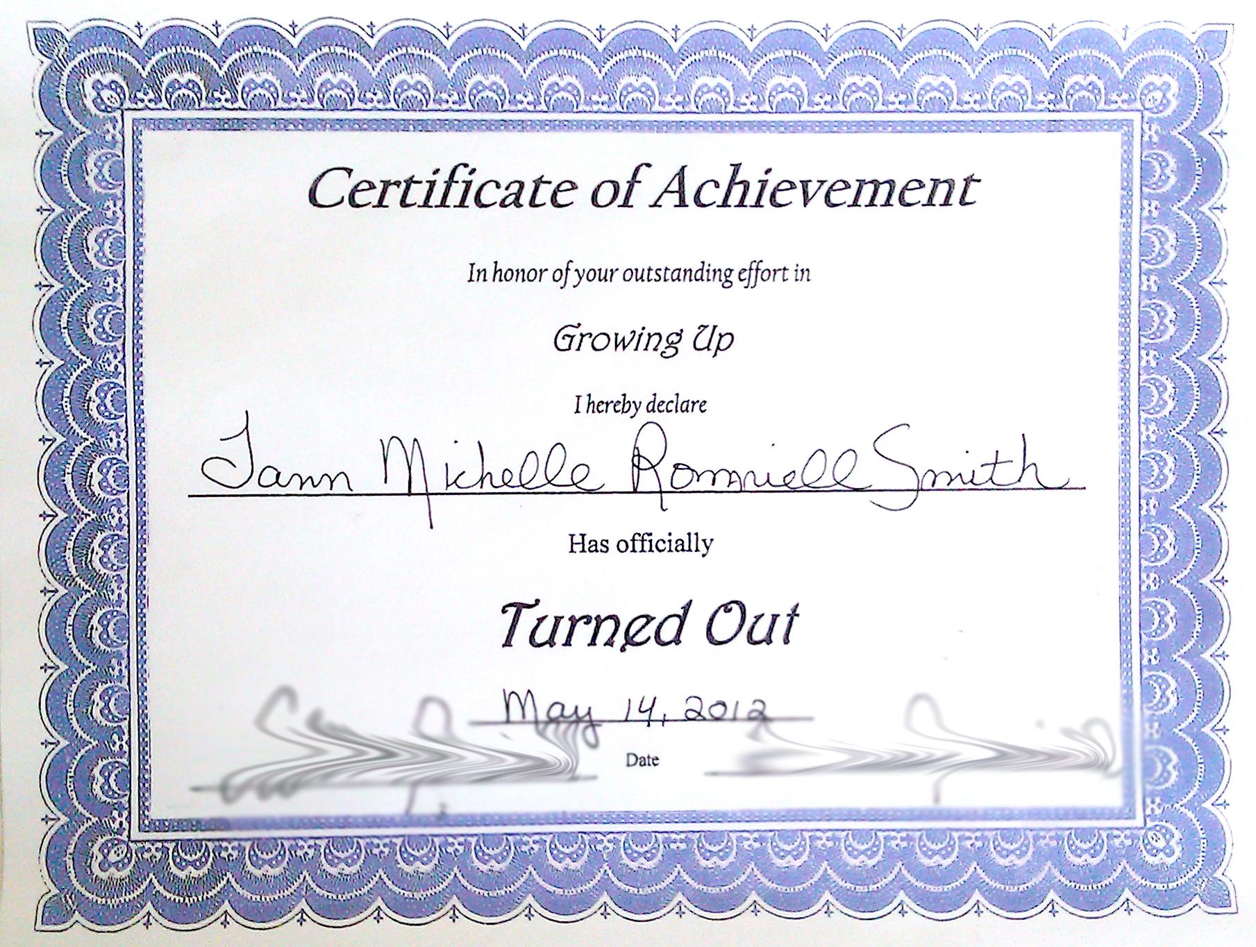 best certificate
