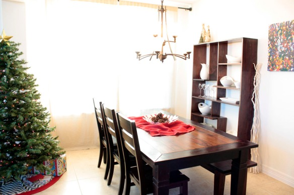 Christmas Dining Room - The Smithocracy